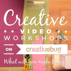 Creativebug Brand Series