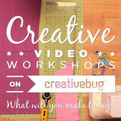 Creativebug Brand Series