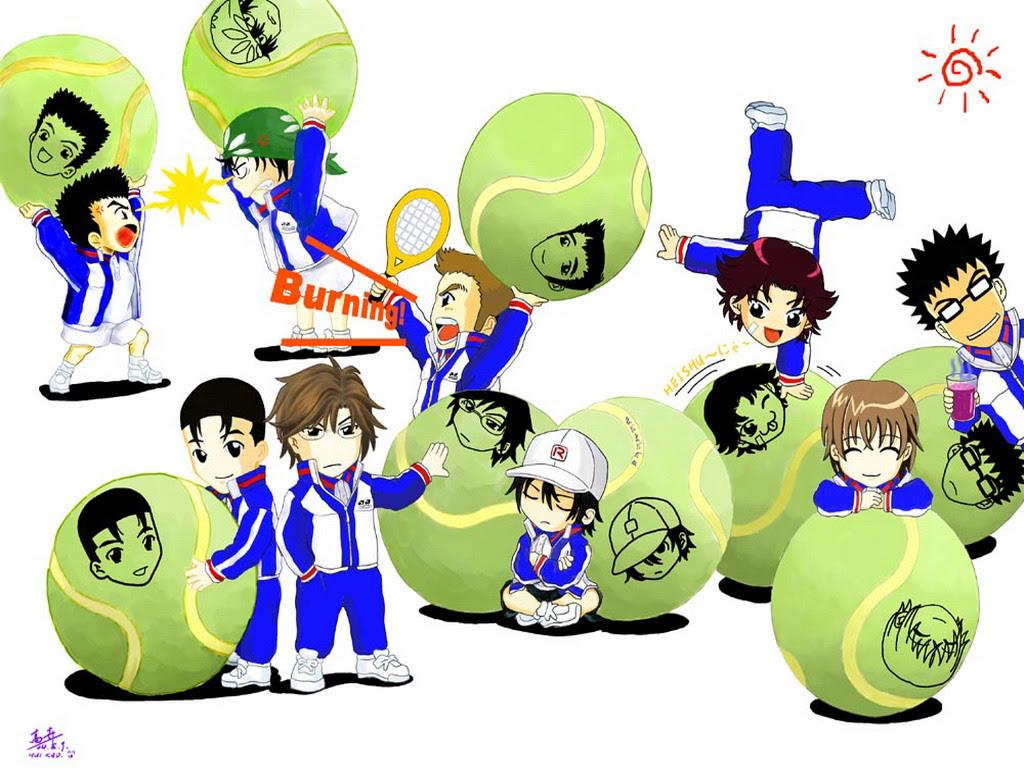 アニメ壁紙都市 テニスの王子様 壁紙