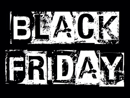 Black Friday list from an IT Guy | Jason Tucker