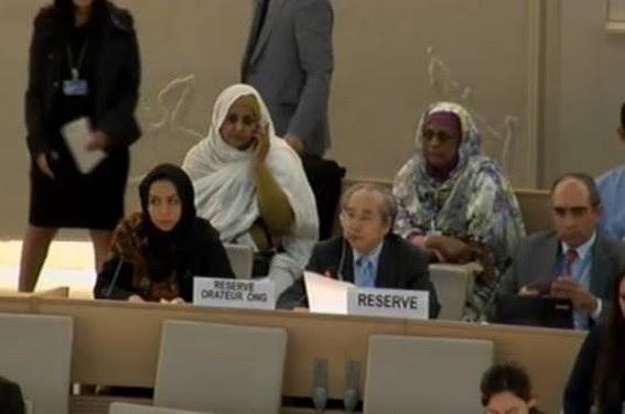 Ông Võ Văn Ái tố cáo Hà Nội tại Hội đồng Nhân quyền LHQ Genève