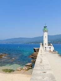 Córsega, na França, está entre os dez melhores destinos para 2013 Foto: Getty Images