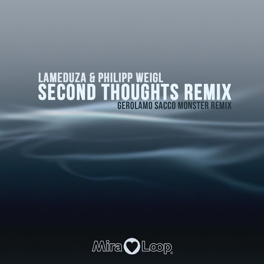 Second Thoughts Gerolamo Sacco Remix