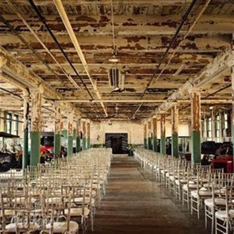 Inspired I Dos: 5 Unbelievably Unique Wedding Venues in