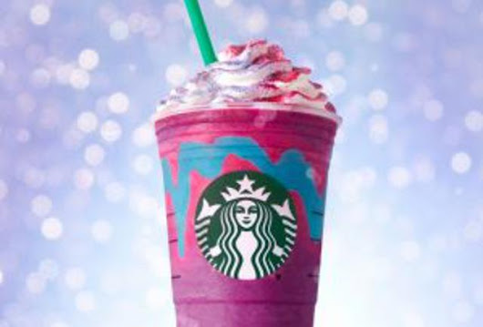 5 Marketing Tactics From Starbuck's Unicorn Frappuccino Launch You Can Copy