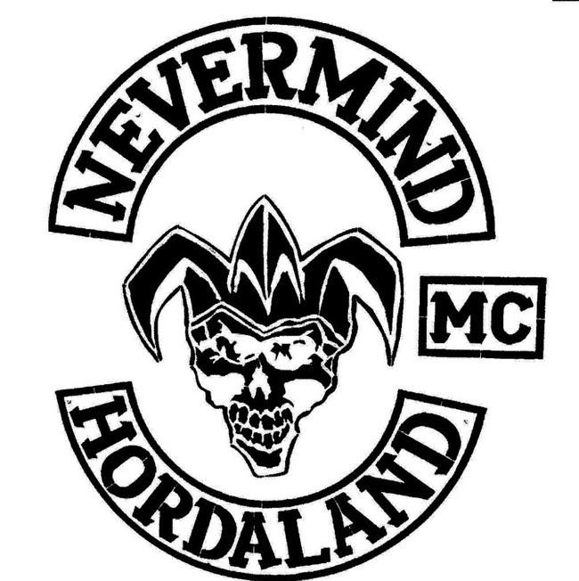 Logo på gravstein
