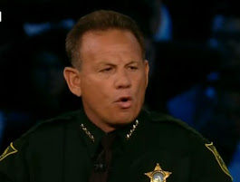 Watch The Broward County Sheriff Destroy The NRA By Calling For Gun Control