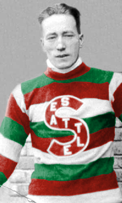 Seattle Metropolitans 1916-17 jersey