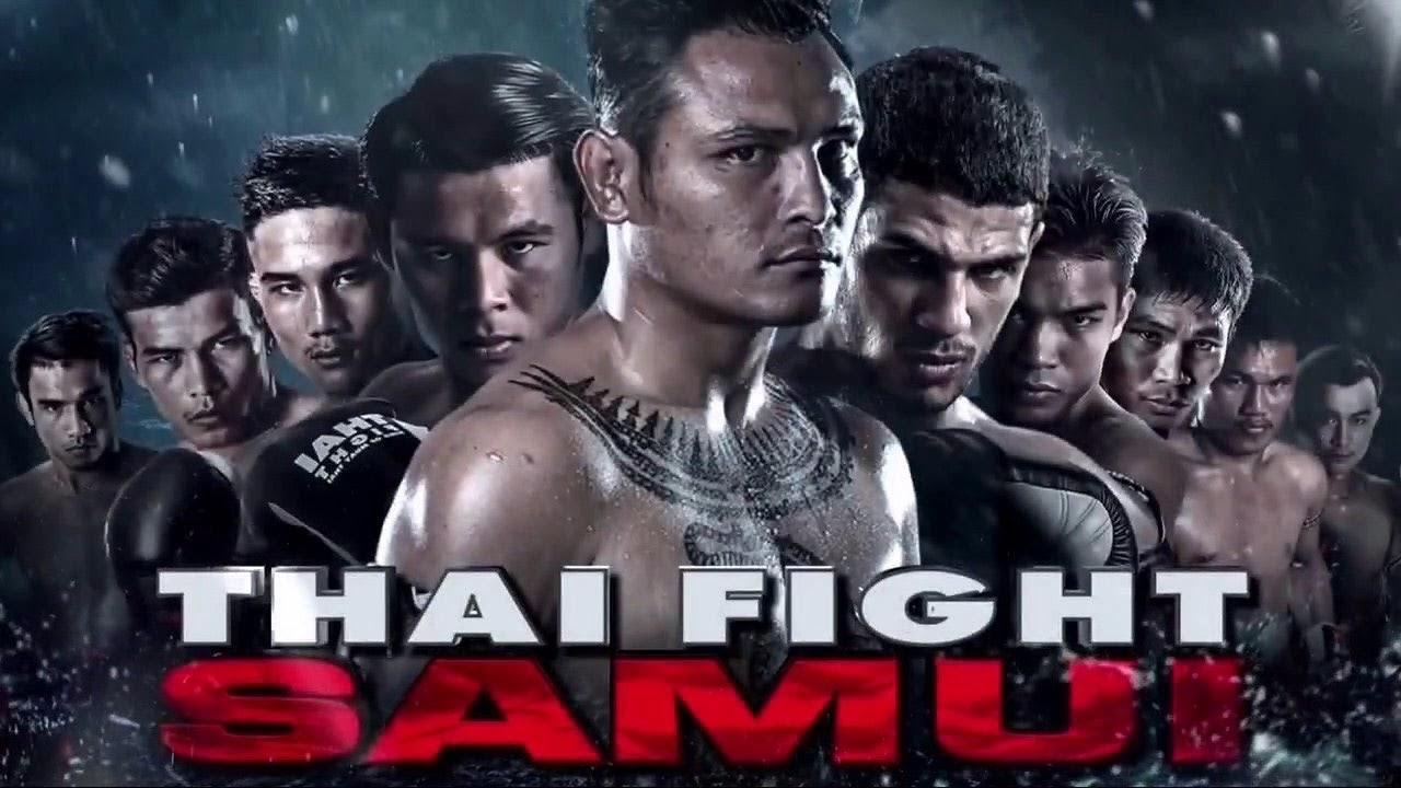 ไทยไฟท์ล่าสุด สมุย [ Full ] 29 เมษายน 2560 ThaiFight SaMui 2017 🏆 https://goo.gl/KuzDjW