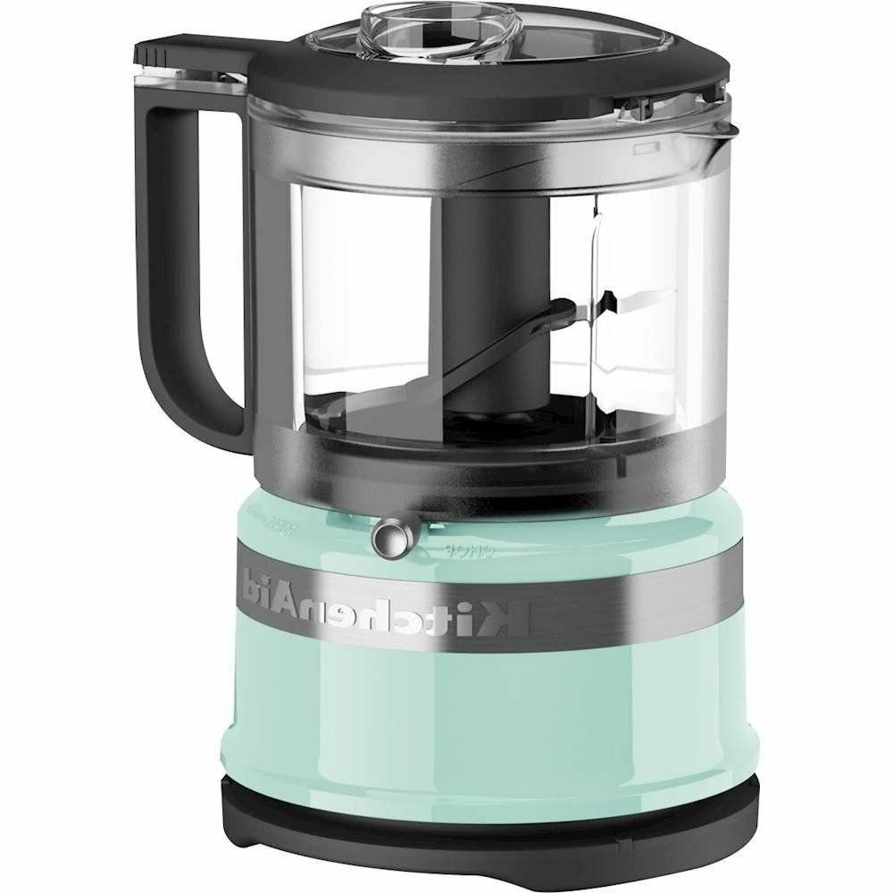 KitchenAid - 3.5-Cup Mini Food Processor - KFC3516OB