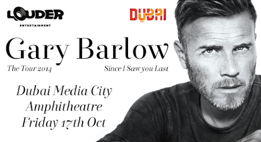 WIN Tickets to Gary Barlow Live in Concert