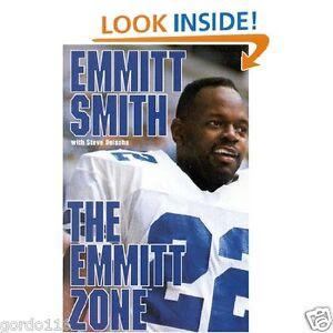 Dallas Cowboys Emmitt Smith  Car Interior Design