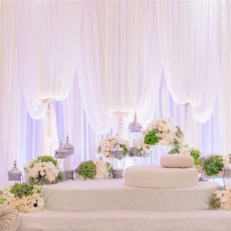 Malay wedding dais. Unsure which vendor.   Wedding dais