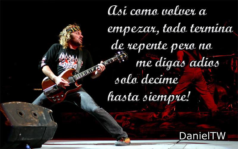 Frases En Imagenes De La Banda De Rock Argentina La Renga Mil Recursos
