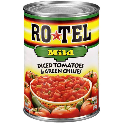Rotel Can Nutrition | Besto Blog
