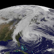 Why European forecasters saw Sandy's path first