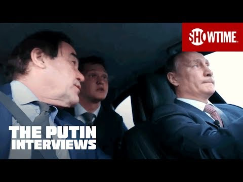 'Vladimir Putin on Edward Snowden' Official Clip w/ Oliver Stone: The Putin Interviews via Showtime