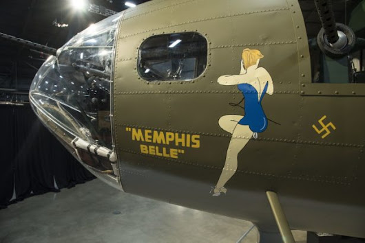 Memphis Belle Unveiled, Warbirds Fly In At USAF Museum [Video]