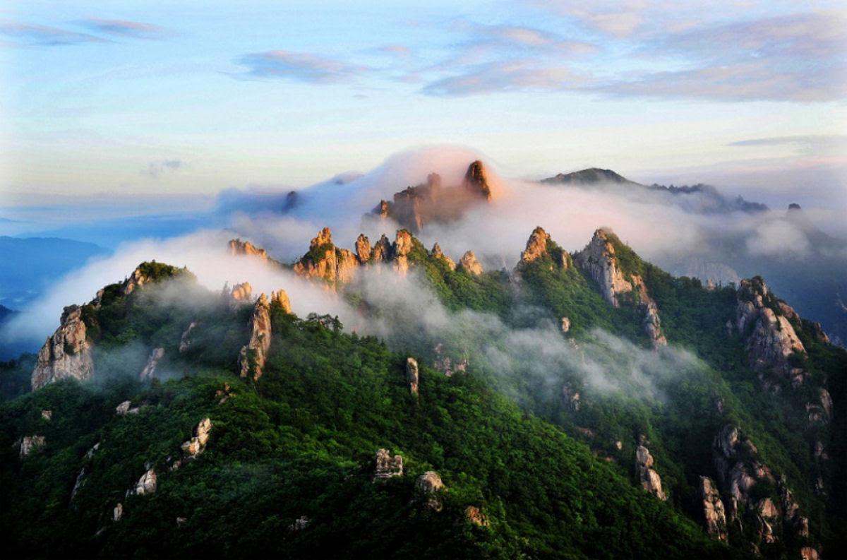Algumas das montanhas mais bonitas do mundo 12