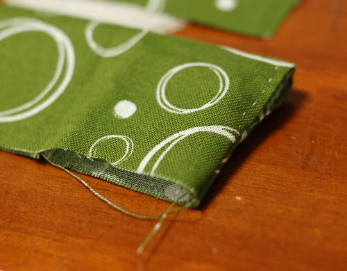 How to make a petit pouch 12