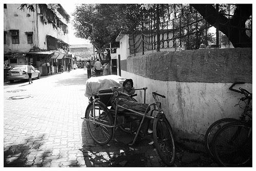 Disabled Sleep... by firoze shakir photographerno1