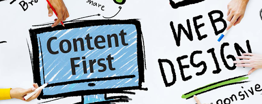 Content First Rather Than Design First to Create the Ultimate Website