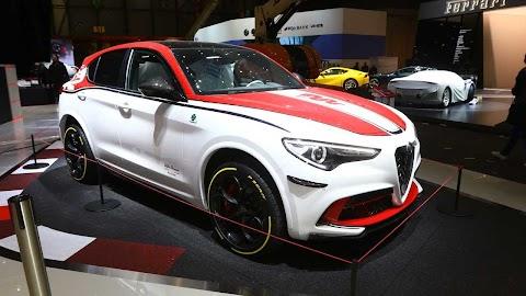 Private Lease Alfa Romeo Stelvio