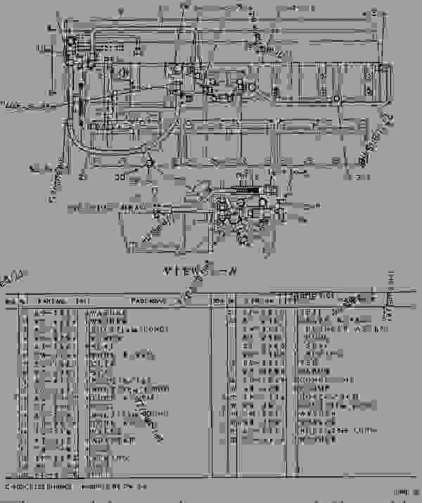 Cat 3116 Fuel System Diagram