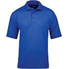 Propper Men's Uniform Polo - Short Sleeve Cobalt