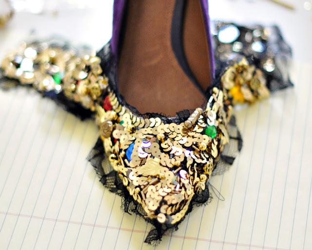 Dolce ve Gabbana Pompalar-Ayakkabı-DIY-12 Embellished