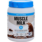 CytoSport Muscle Milk Powder, Chocolate - 1.65 lb canister