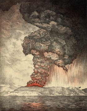 Krakatoa eruption lithograph.jpg