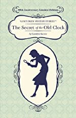 The Secret of the Old Clock 80th Anniversary Edition by Carolyn Keene