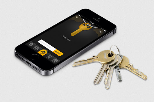 Locked Out? There's an App for That!
