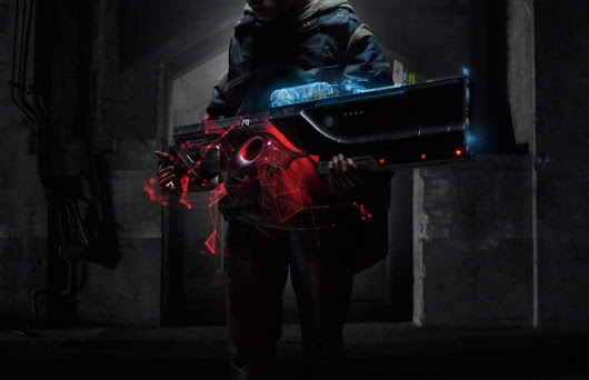Sci-Fi Thriller KIN Shows Poster And Trailer Shows Alien Weapon Tech in Action | FizX