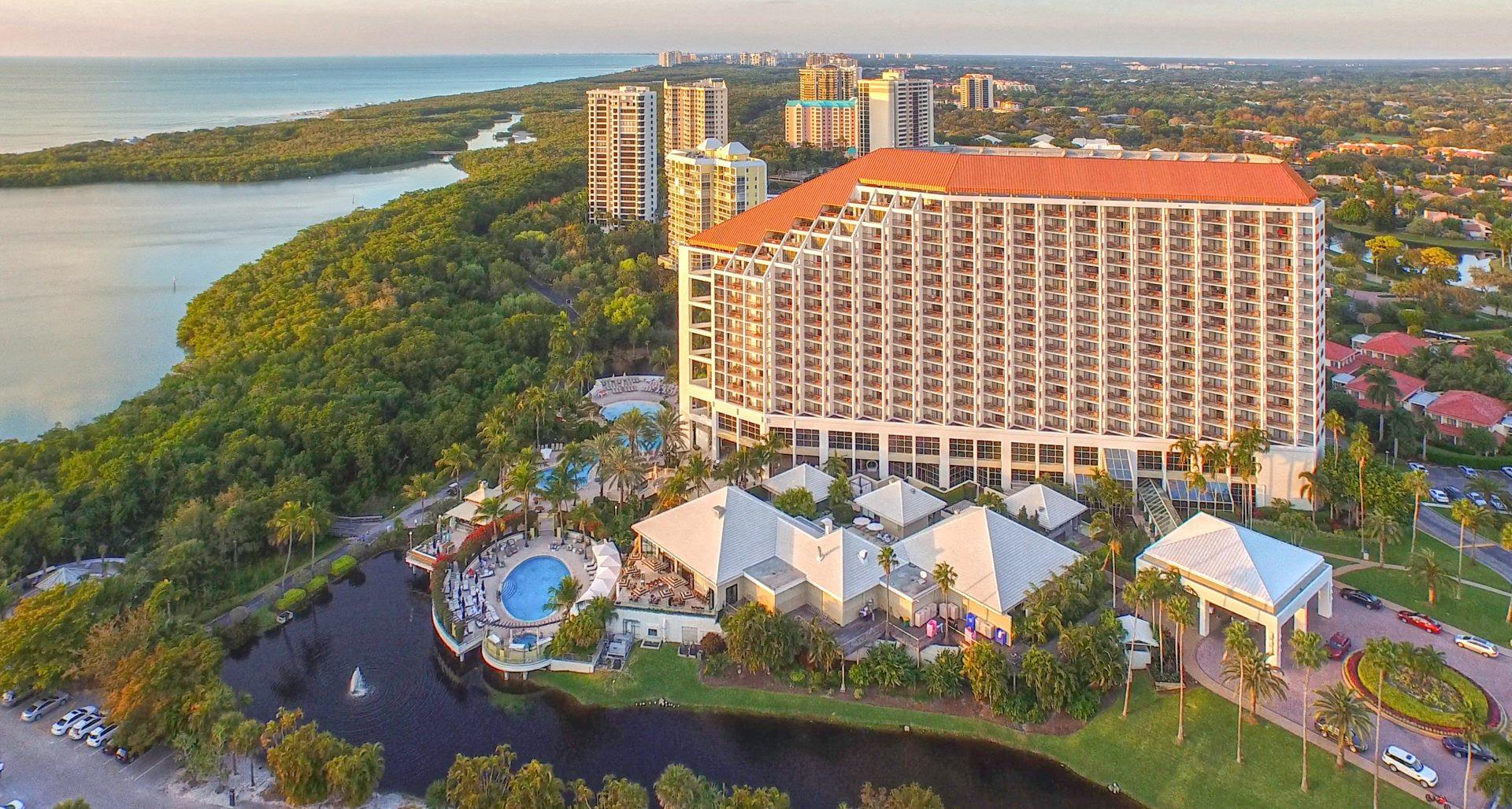 Naples Grande Beach Resort Preferred Transportation