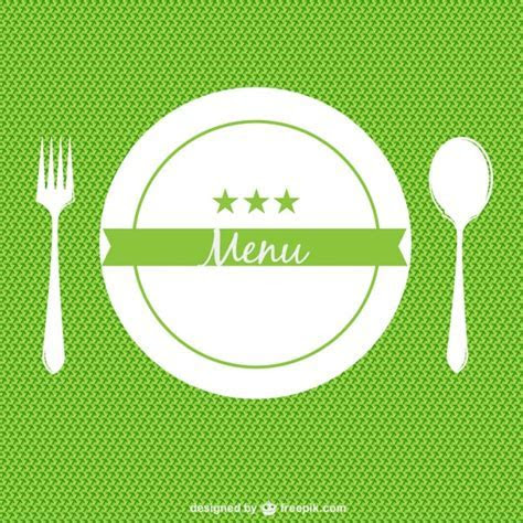 Vektor Grafiken kostenlos Restaurant Menü   Download der