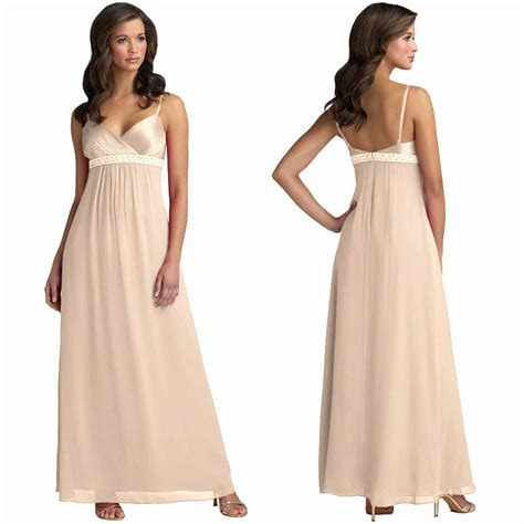beaded long chiffon formal evening gown bridesmaid maxi