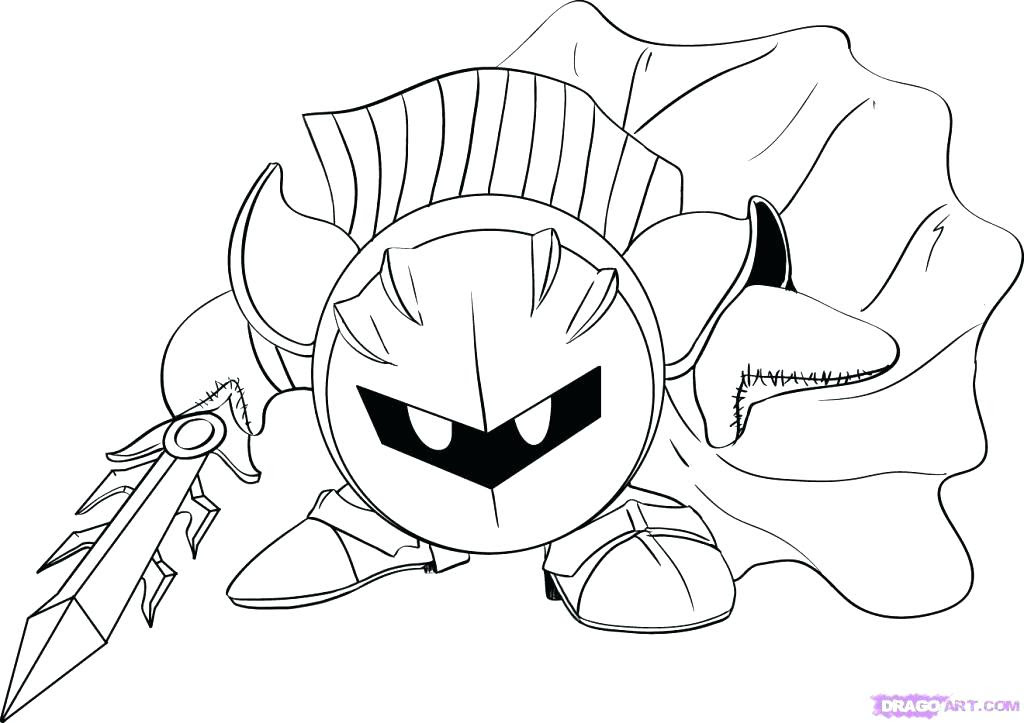 Video Game Character Coloring Pages at GetColorings.com ...