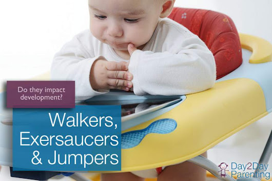 Best Exersaucers, Walkers & Jumpers | Are Walkers Good for Babies?