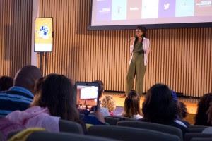 No Rio, ONU Mulheres promove debates sobre gênero, racismo, maternidade e tecnologia/
