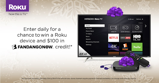 #SeasonsStreamings Sweepstakes