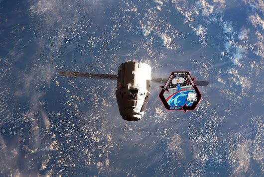 Dragon Prepared to Resupply Space Station