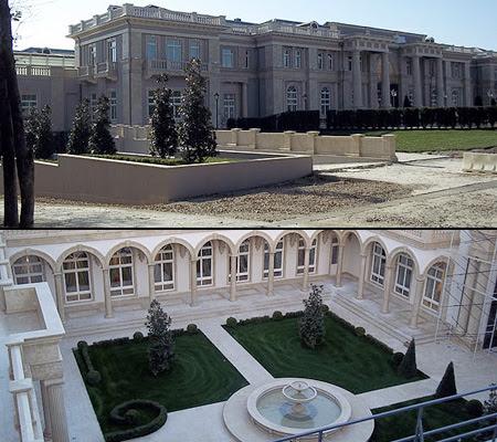Vladimir Putin House Interior