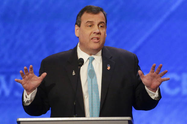Why Chris Christie's beatdown of Marco Rubio was the only moment from the GOP debate that mattered