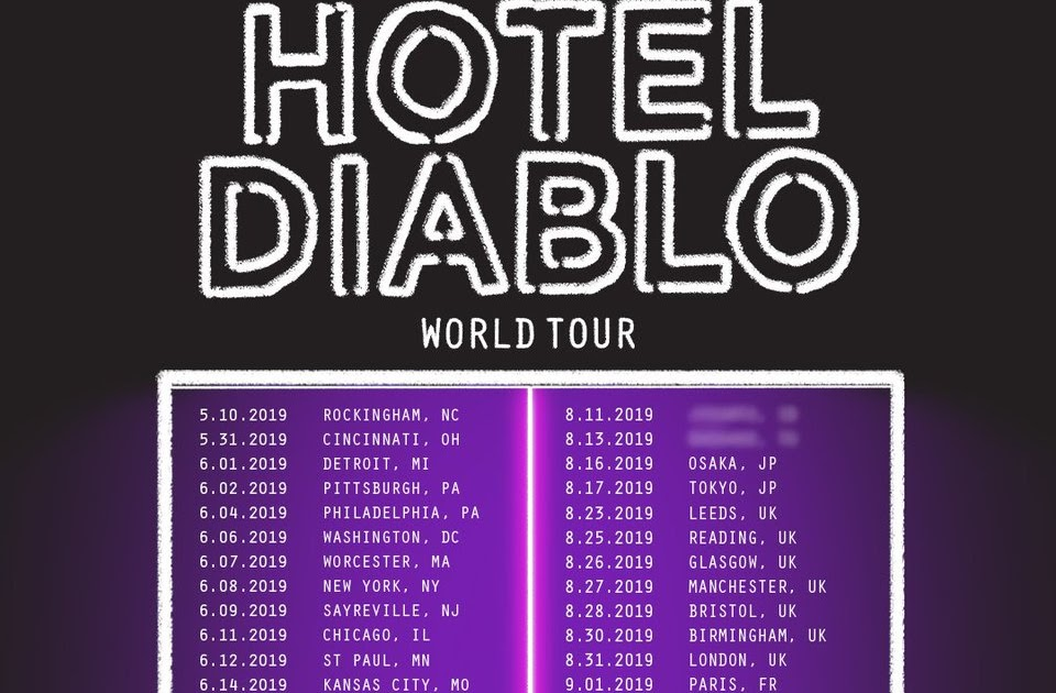 Machine Gun Kelly Announces New Album Hotel Diablo Tour Sound