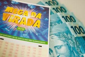 Mega Sena da Virada 2012-2013 - loteria (Foto: Fábio Tito/G1)