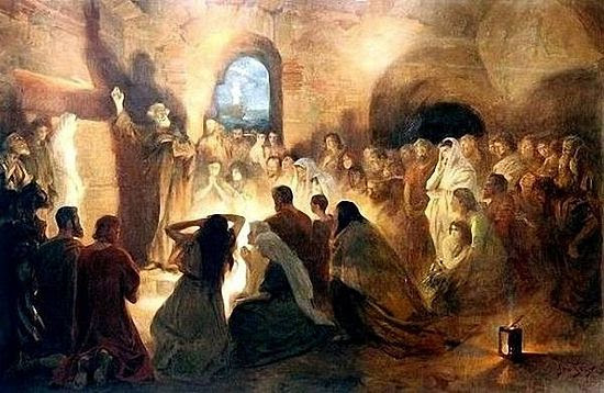Image result for Oral tradition and early Christian Community