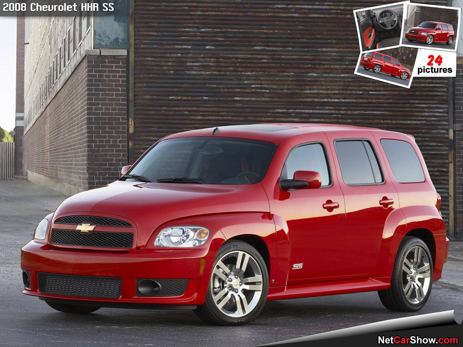 Chevrolet HHR SS (2008)