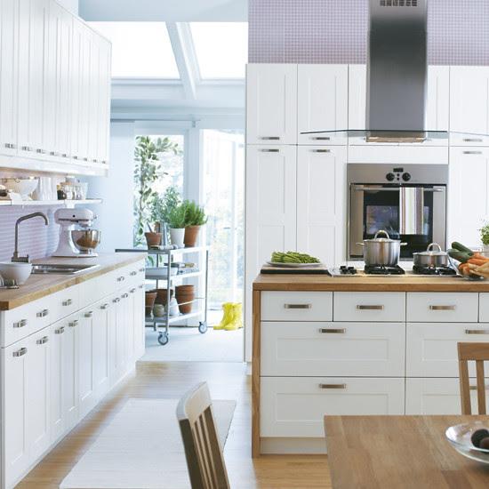 IKEA Kitchen - Adel Cabinets